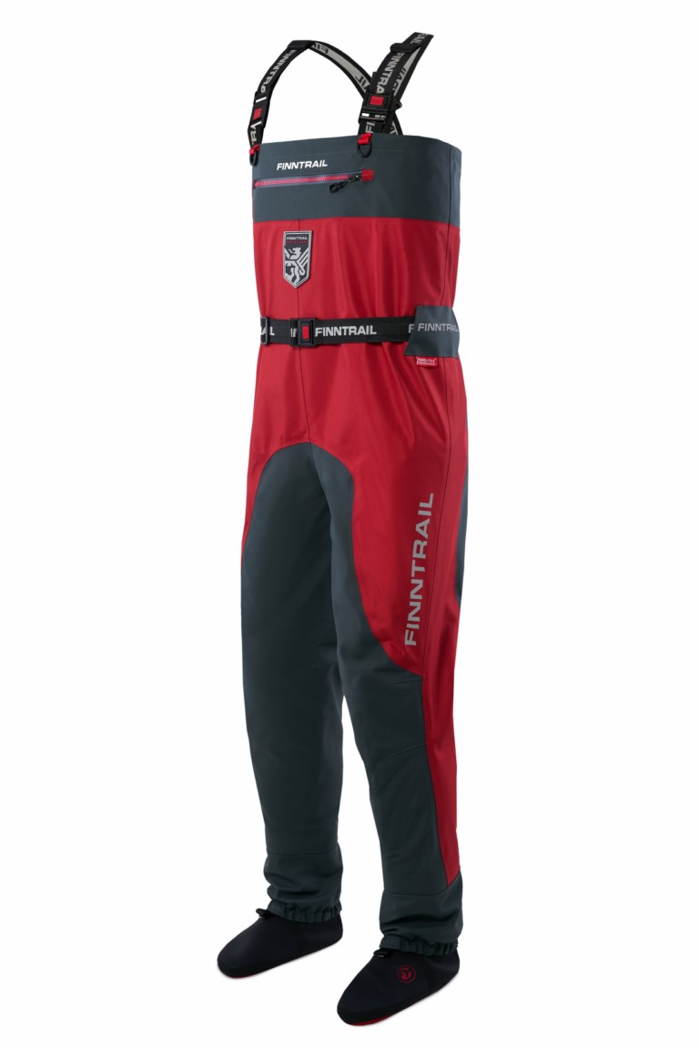 Finntrail Waders Aquamaster Red