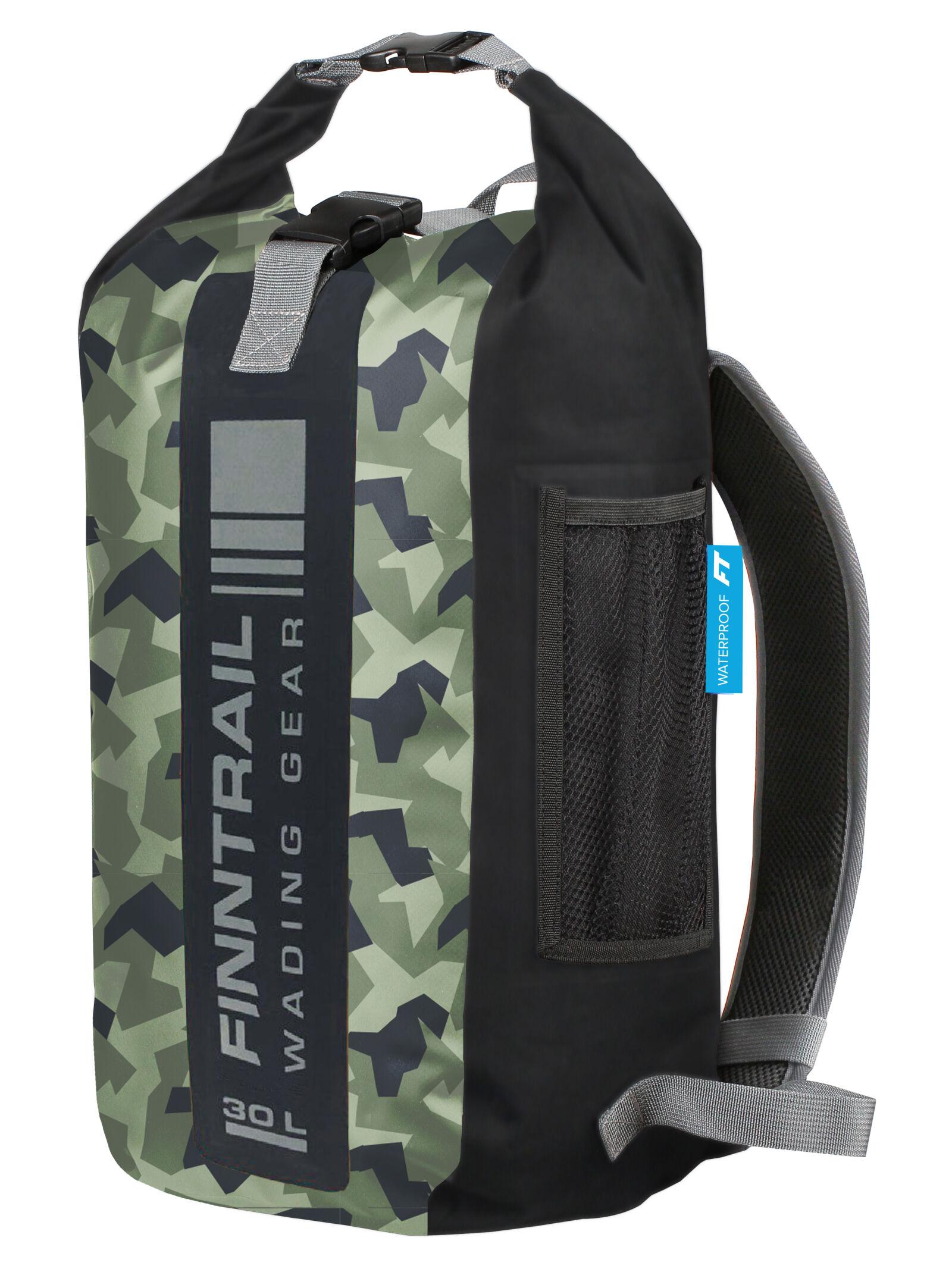 Finntrail Backpack Trace 30L CamoArmy