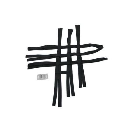 Nerf Bars nylon NET (Black)